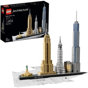 LEGO 21028 Architecture New York City, Skyline-Collection 1/3