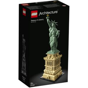 LEGO 21042 Architecture New York 1/3