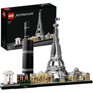 LEGO 21044 Architecture Paris 1/3