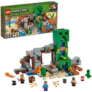 LEGO 21155 Minecraft Creeper Mine 1/3