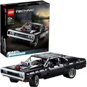 LEGO 42111 Technic Fast & Furious Dom's Dodge Charger 1/3