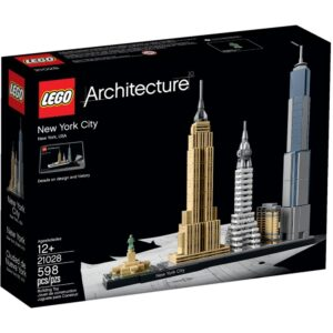 LEGO Architecture New York 1/2