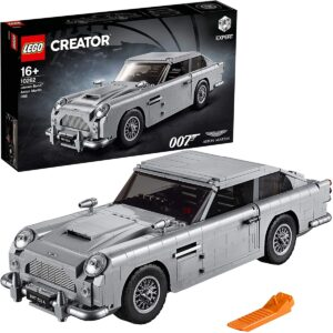 LEGO Creator 10262 James Bond™ Aston Martin DB5 1/3