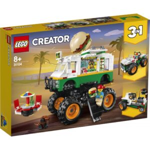 LEGO Creator Monsterburgeriauto 1/3
