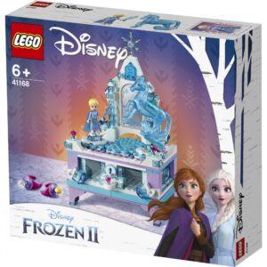LEGO Disney Princess Elsa ehtekarbi meisterdamine 1/4