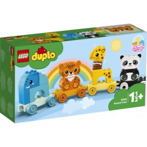 LEGO DUPLO Loomade rong 1/4
