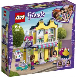 LEGO Friends Emma moepood 1/4