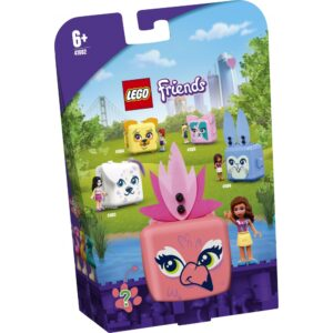LEGO Friends Olivia flamingokuubik 1/4