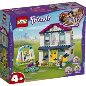 LEGO Friends Stephanie maja 1/4