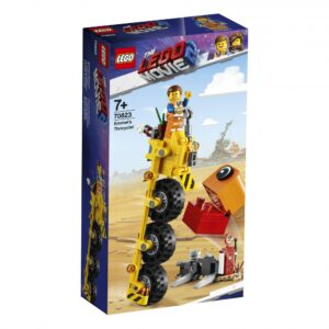 LEGO Movie Emmeti kolmratas 1/4