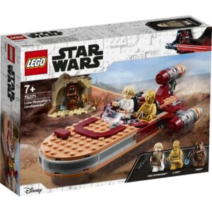 LEGO Star Wars Luke Skywalkeri Landspeeder 1/3