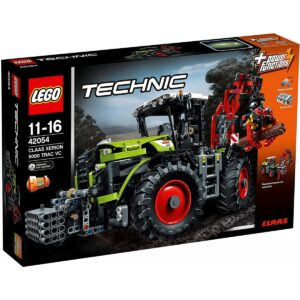LEGO Technic 42054 - Claas Xerion 5000 TRAC VC 1/3