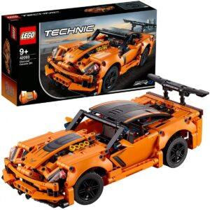 LEGO 42093 Technic Chevrolet Corvette ZR1 1/3