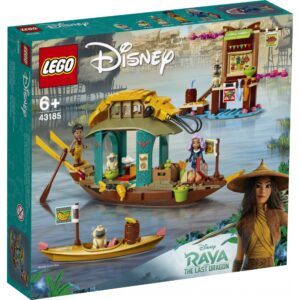 LEGO Disney Princess Bouni paat 1/4