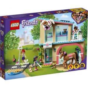 LEGO Friends Heartlake City loomakliinik 1/4