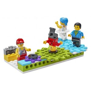 LEGO Education BricQ motion alustajakomplekt 1/4
