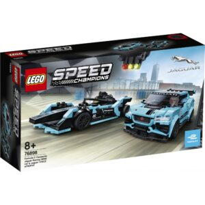 LEGO Speed Champions Formula E Panasonic Jaguar Racing 1/3