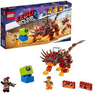 LEGO Movie 70827 Ultrakiisu ja sõdalane Lucy 1/3