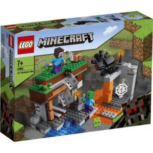 LEGO Minecraft Mahajäetud kaevandus 1/4