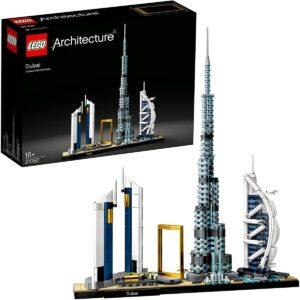 LEGO 21052 Architecture Dubai Model, Skyline Collection 1/3