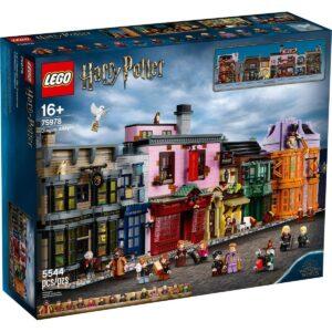 LEGO 75978 Harry Potter Diagon Alley™ 5544 1/3