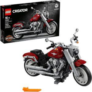 LEGO Creator 10269 Harley Davidson Fatboy Expert Series 1/3
