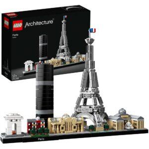 LEGO 21044 Architecture Paris 1/3